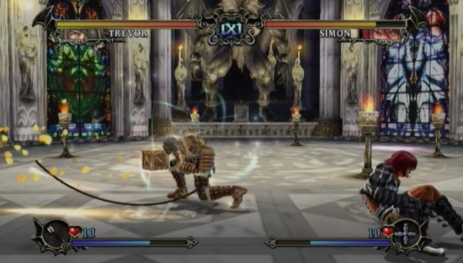 castlevania judgment 2