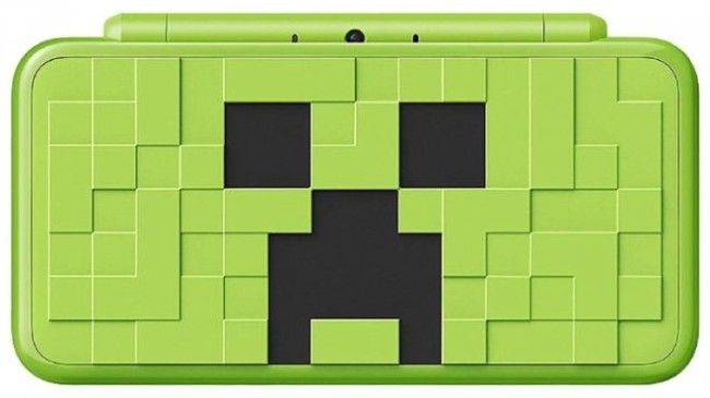 CONSOLE NINTENDO 2DS XL EDITION MINECRAFT 1
