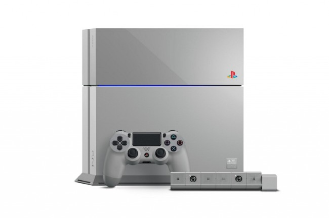 Console playstation 4 20th anniversary (2)