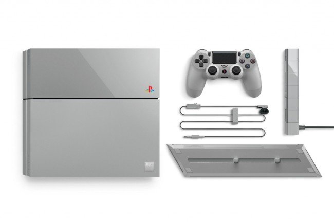 Console playstation 4 20th anniversary (3)