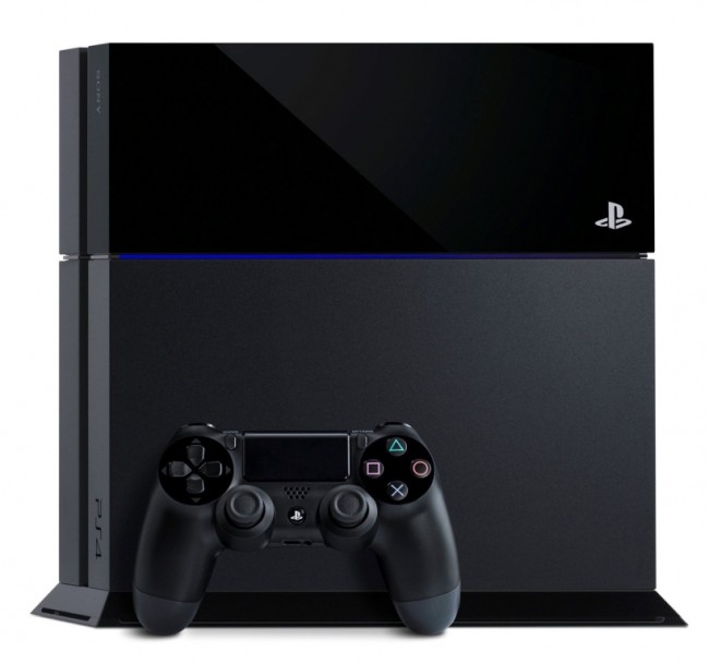 console playstation 4 500 go ps4 console occasion. Black Bedroom Furniture Sets. Home Design Ideas