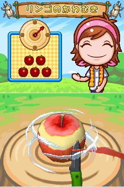 cooking mama club screen2