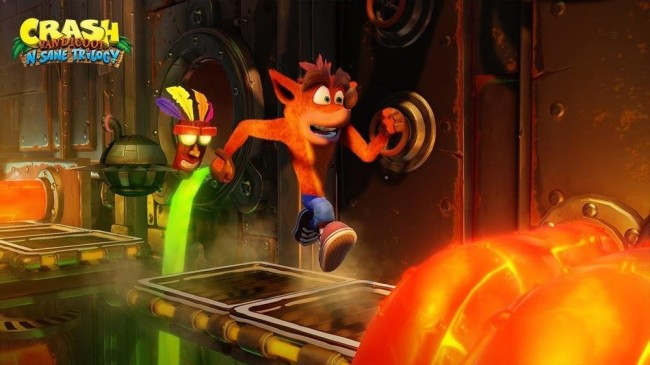 Crash Bandicoot N sane trilogy (2)