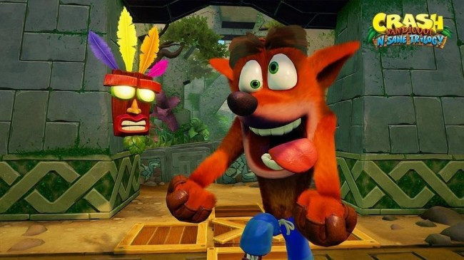 Crash Bandicoot N sane trilogy (4)