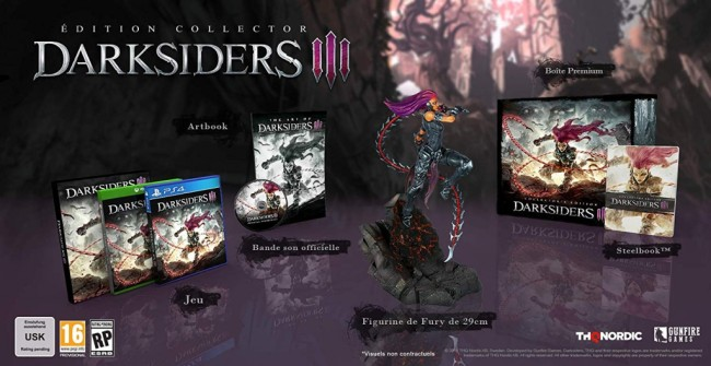 DARKSIDERS 3 coll 1