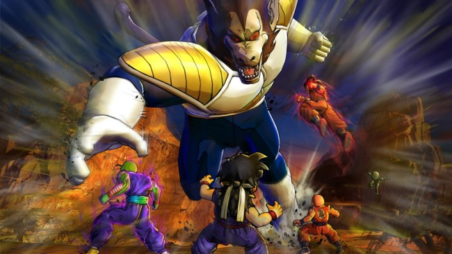 dbz battle of z screen1