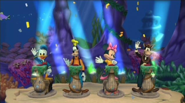 Disney Think Fast + Buzzers - PS2 - Jeux Occasion Pas Cher