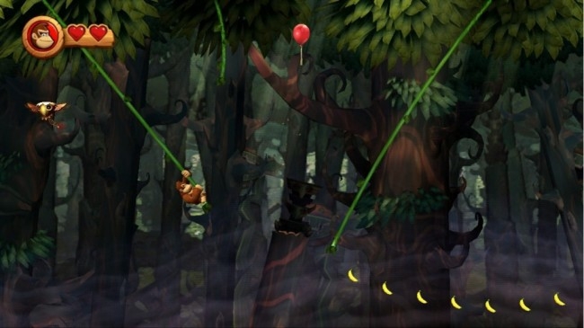 donkey kong country screen3