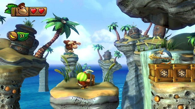 Donkey Kong Country Tropical Freeze 6