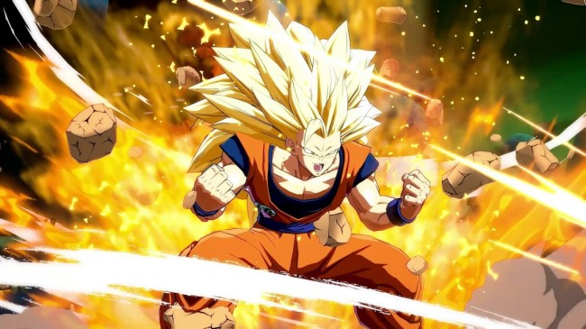 dragon ball fighter z ss3 goku