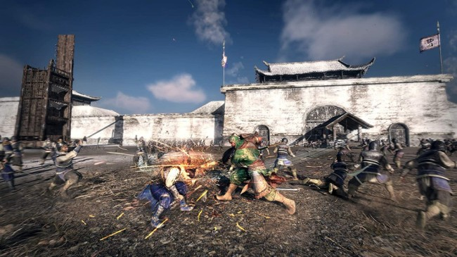 Dynasty Warriors 9 Empires 3