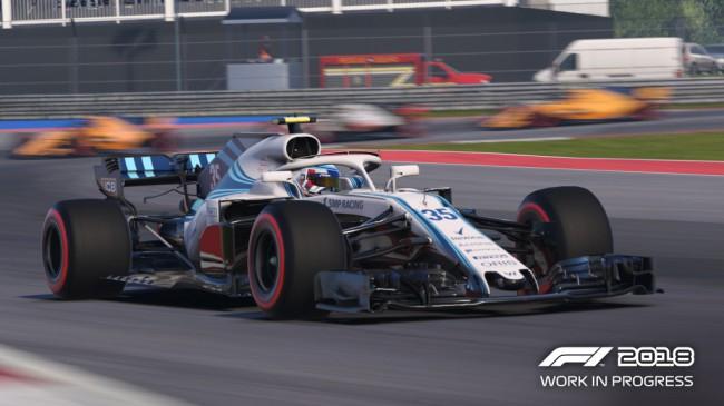 F1 2018 Steelbook - PS4 - Jeu Occasion Pas Cher - Gamecash