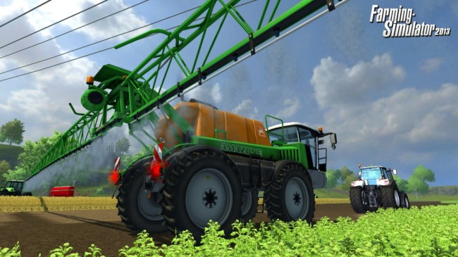 farming simulator 2013 screen1