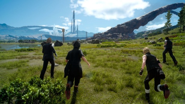 FFXV TGS Screenshot 22