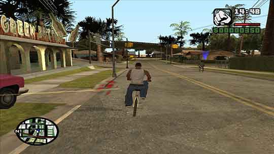 GRAND THEFT AUTO SAN ANDREAS 2