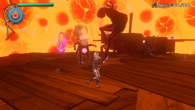 GRAVITY Rush screen4