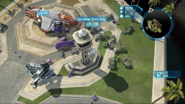 Halo Wars screen2
