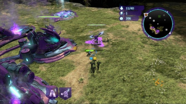 Halo Wars screen3