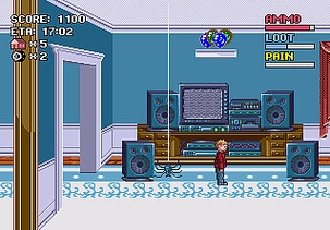 home alone megadrive 001