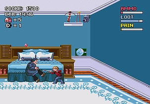 home alone megadrive 004