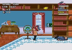 home alone megadrive 005