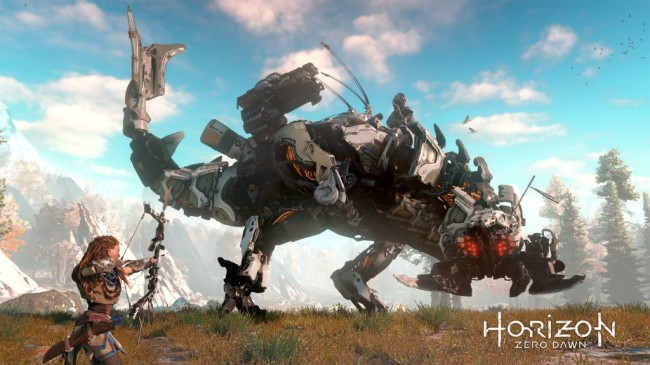Horizon Zero Dawn Mecha2