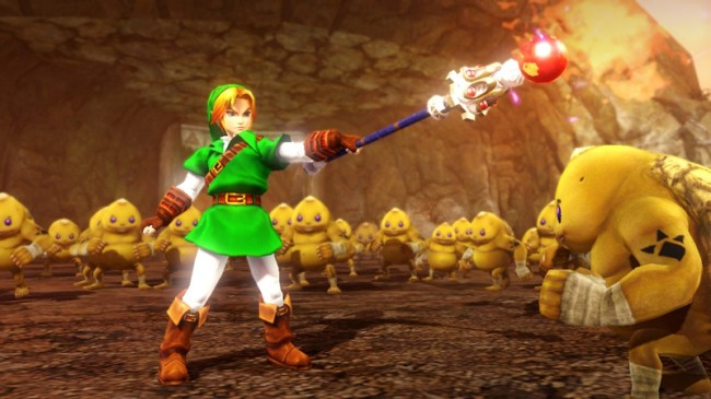 hyrule warriors screen 2