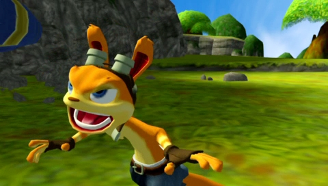 jak and daxter frontier screen1