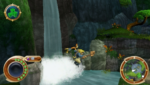 jak and daxter frontier screen2