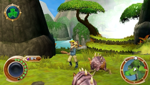 jak and daxter frontier screen3