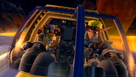 jak and daxter frontier screen4