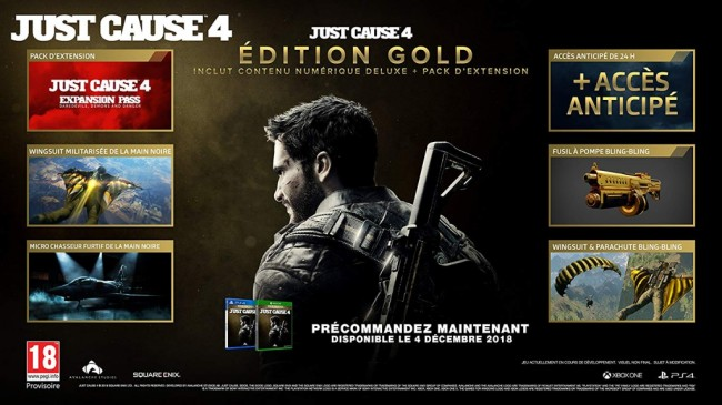Just Cause 4 gold 1
