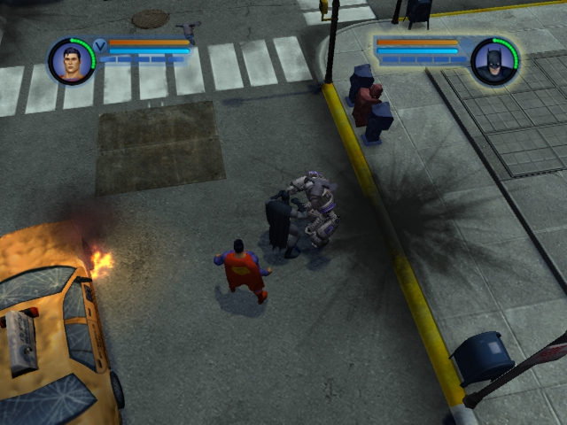 Justice League Heroes 3