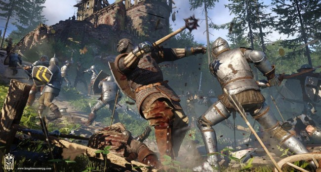 Kingdom Come Deliverance (3)