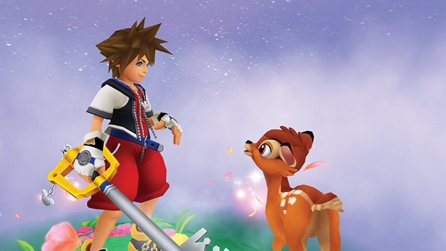 kingdom hearts 1 5 screen2