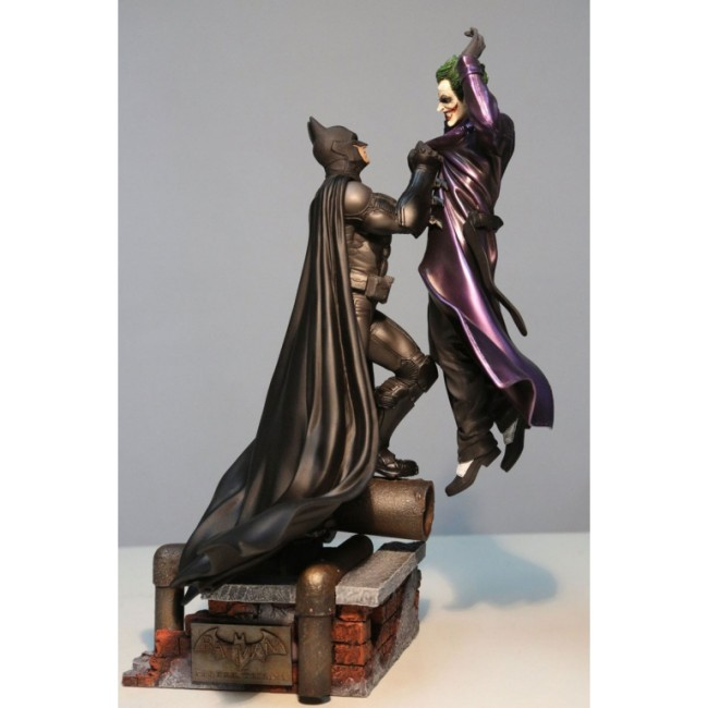 La Collection des figurines Marvel Super Heroes et DC Comics Super Heros en