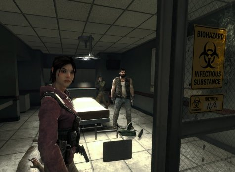left 4 dead screen1