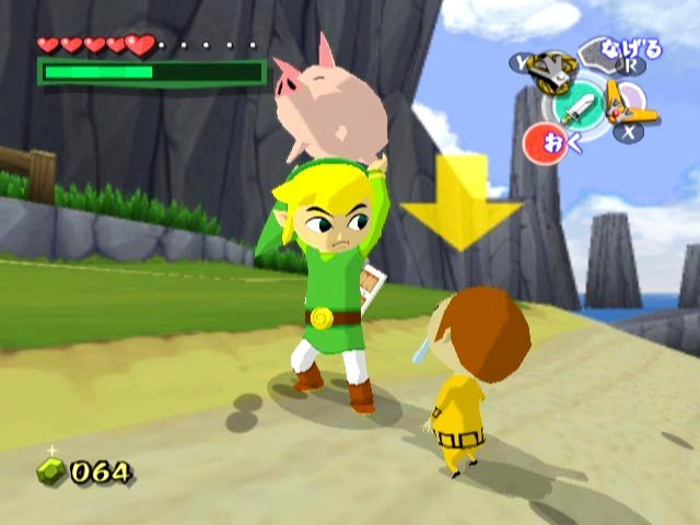 Legend of zelda wind waker (3)