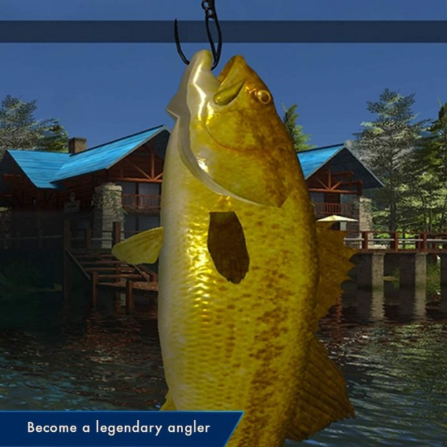 LEGENDARY FISHING 2