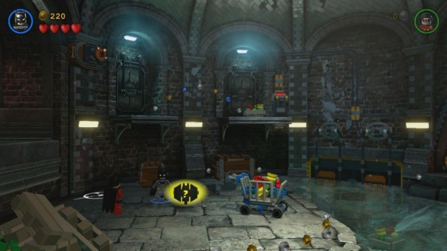 lego batman 3 au del de gotham ps3 jeux occasion pas cher gamecash. Black Bedroom Furniture Sets. Home Design Ideas