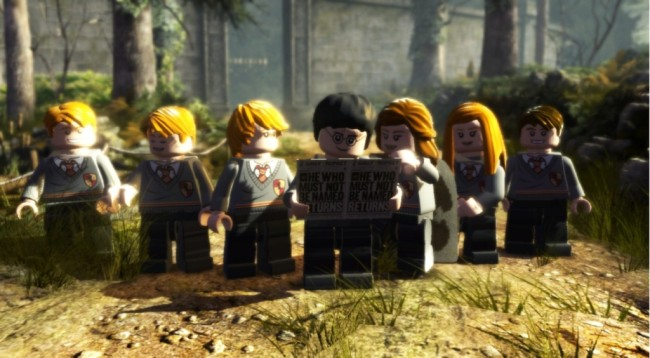 lego harry potter annees 5 a 7 screen1