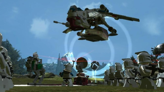 lego star wars 3 screen2
