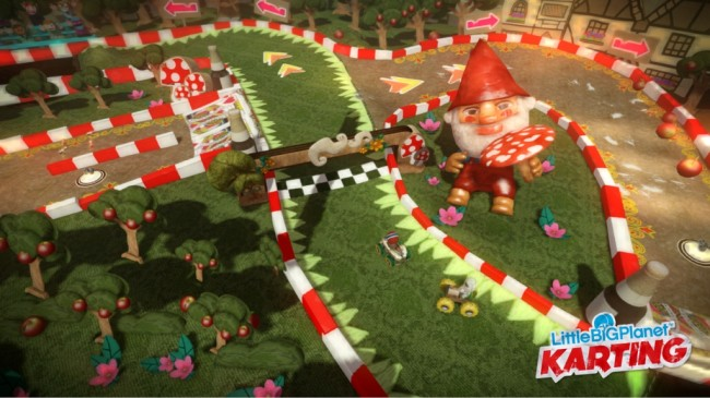 little big planet karting screen2