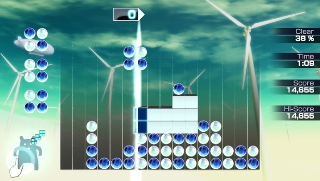 lumines screen1