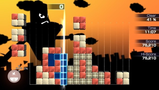 lumines screen3