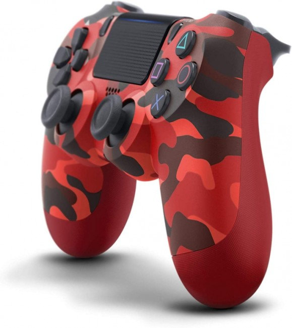 Manette Dual camo red 2