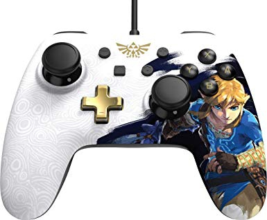 Manette Switch Zelda Link 1