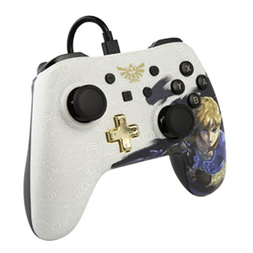 Manette Switch Zelda Link 2
