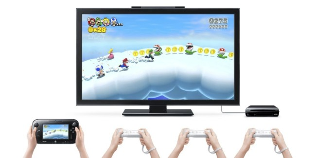 Mario 3D World screen6