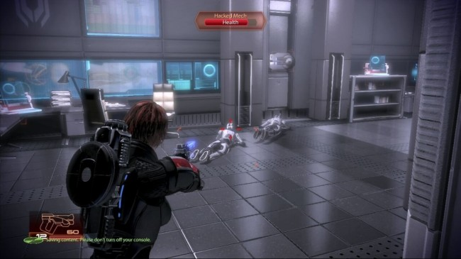 mass effect 2 screen2